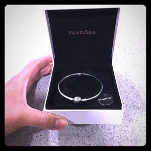 "Limited Edition ""One in a million"" Pandora Bangle"
